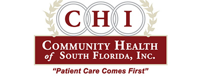 Community Health of South Florida Logo